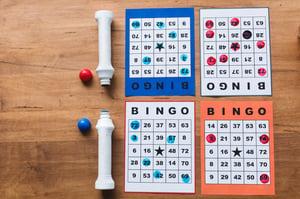 bingo-game-flatlay