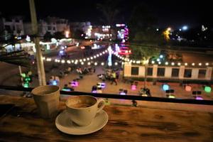 caffeine coffee at night