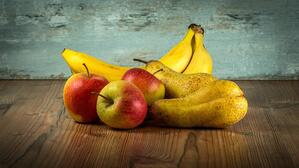 apples bananas and pears