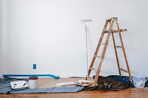 home remodel interior painting