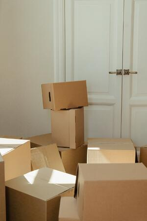 Home packing boxes