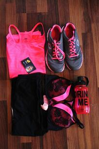 sport workout clothing