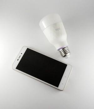 smart lighting smartphone