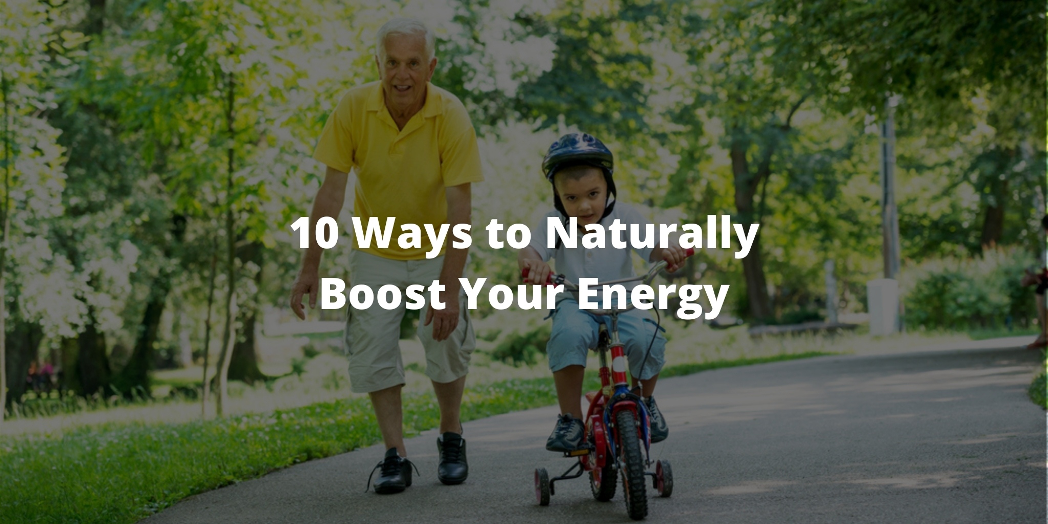 10 Ways to Naturally Boost Your Energy