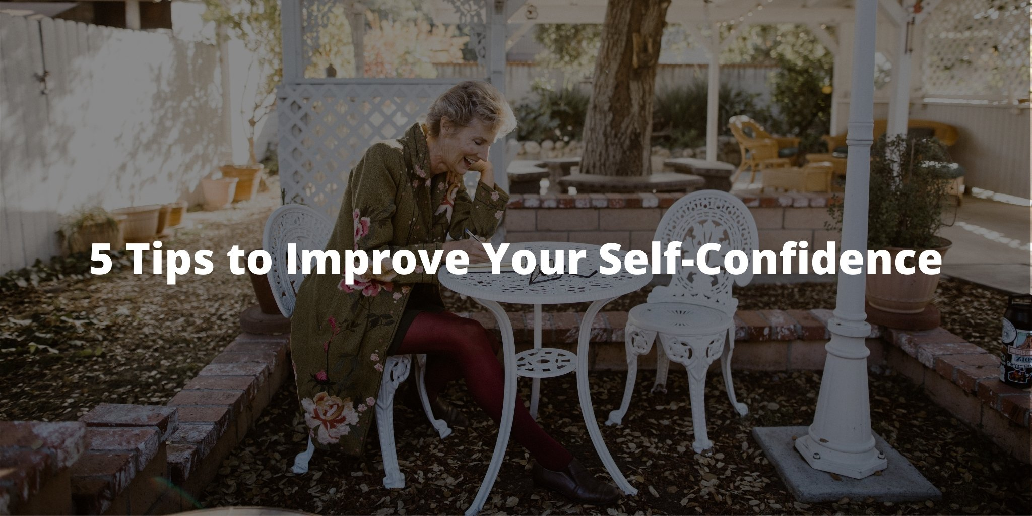 5 Tips to Improve Your Self-Confidence