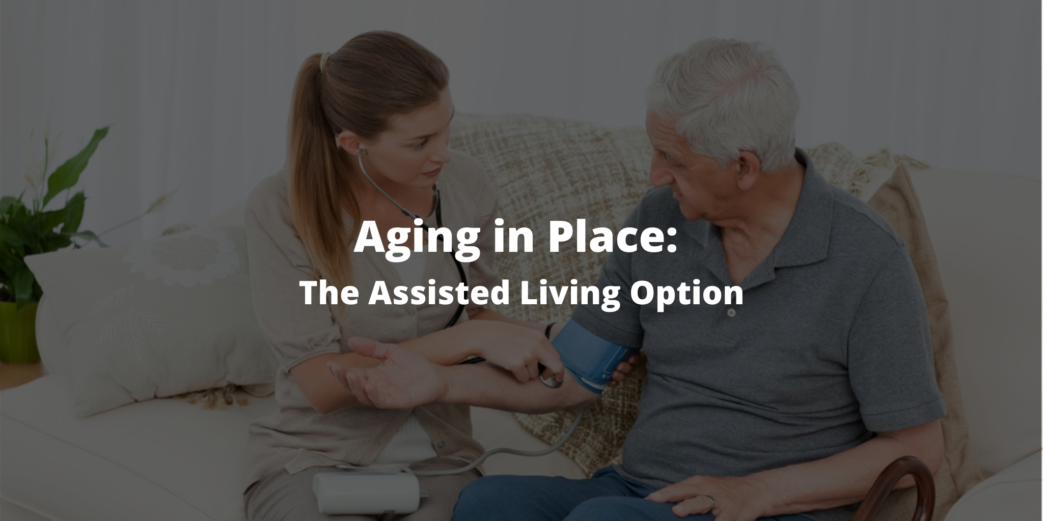 Aging in Place: The Assisted Living Option