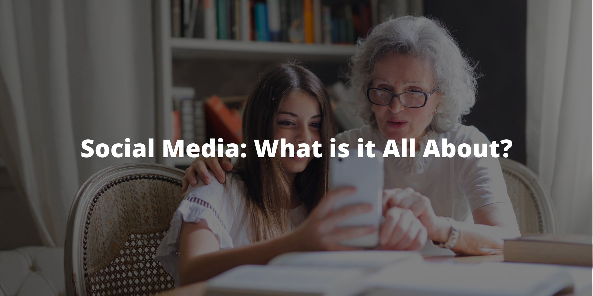 Social Media: What is it All About?